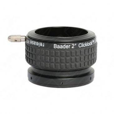 Baader 2 inch ClickLock CL SC Clamp (2in SCT Thread)